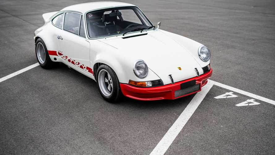 Is This 1973 Porsche 911 Carrera RSR 2.8 Really Worth $2 Million?