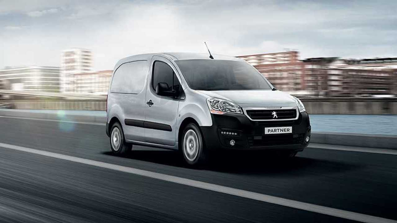 Peugeot Partner второго поколения
