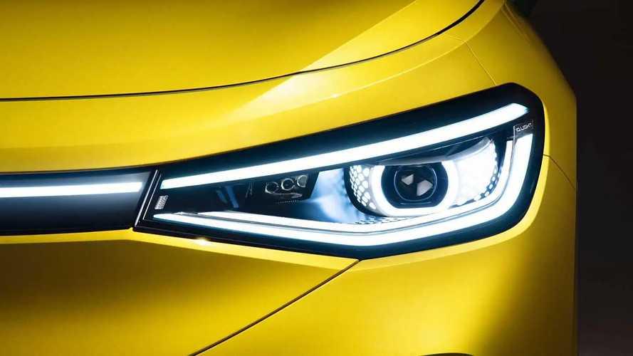 Volkswagen ID.4 сможет «строить глазки»