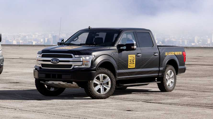 Study: Ford F-150 Electric Pickup More Appealing Than Tesla Cybertruck