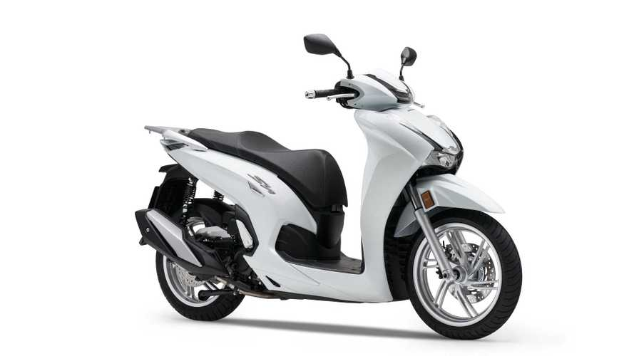 Brand New 2021 Honda SH350i And Updated PCX125 Scooters Launched