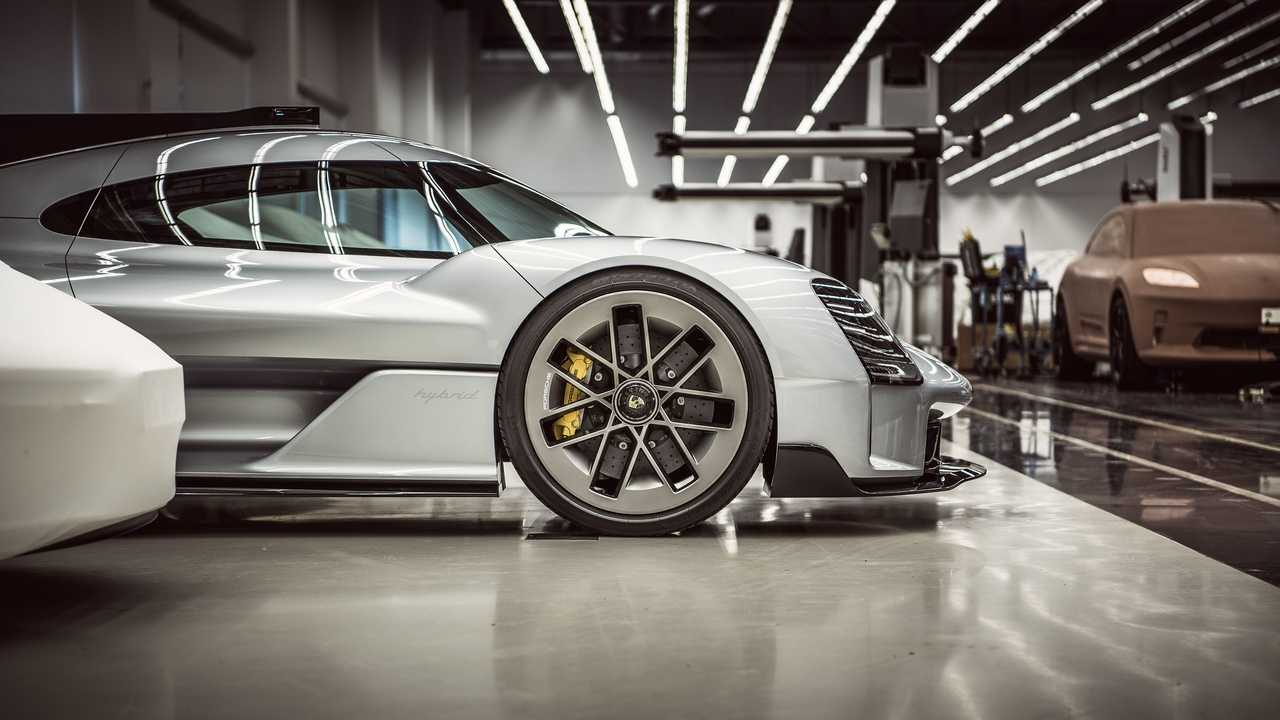 Porsche GT1 successor could be in the works