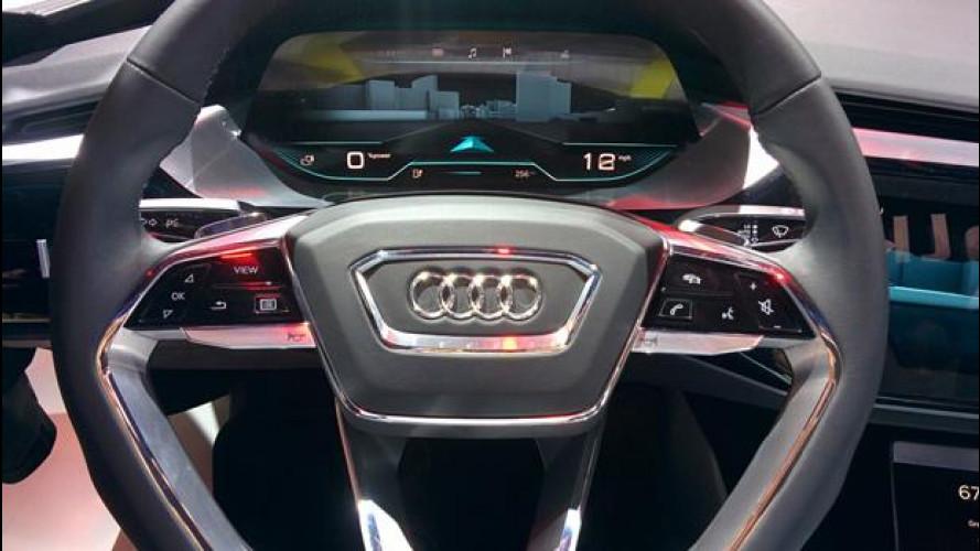 """Audi A8, siamo """"saliti"""" sulla nuova generazione"""