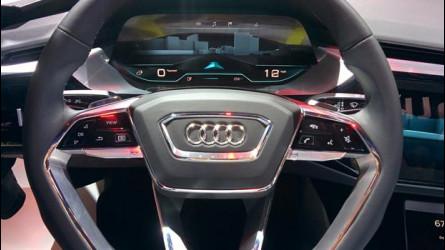 Audi A8, siamo