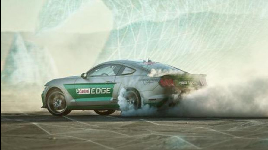 Nuova Ford Mustang, adrenalina pura nel secondo Titanium Trial [VIDEO]