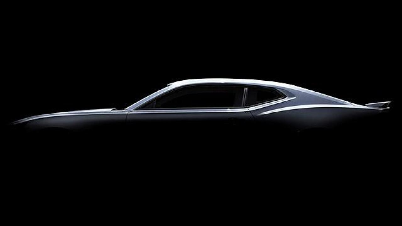 [Copertina] - Nuova Chevrolet Camaro, eccola di profilo