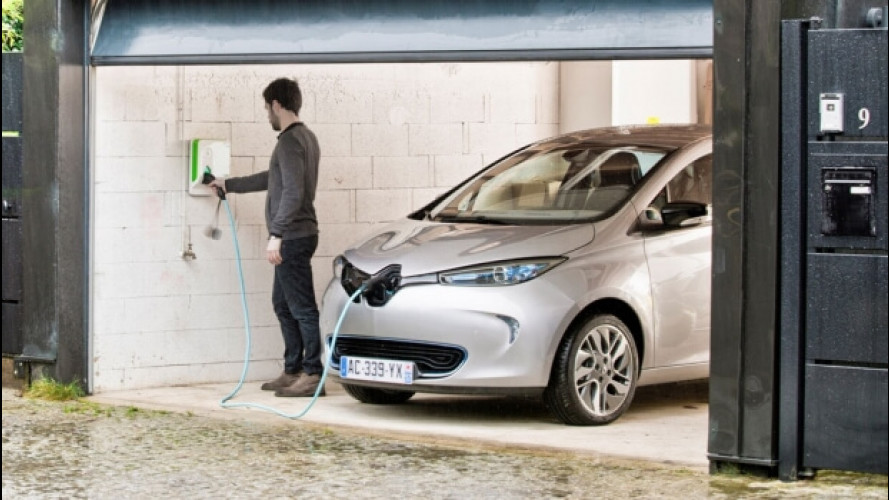 Renault dona una seconda vita alle batterie delle elettriche