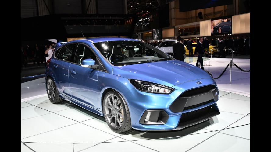 Salone di Ginevra, Ford GT emozionante anche da ferma