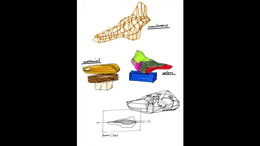 """Milano Design Week, la prima BMW """"astratta"""""""