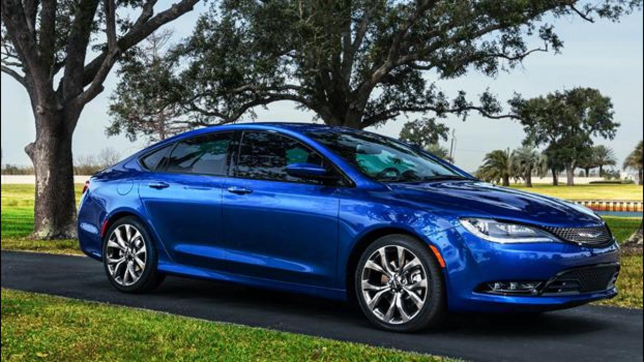 """[Copertina] - Chrysler 200, cosa pensano gli americani di quest'auto """"made in Fiat"""""""