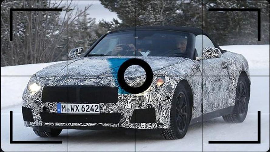 BMW Z5, il ritorno della capote in tela