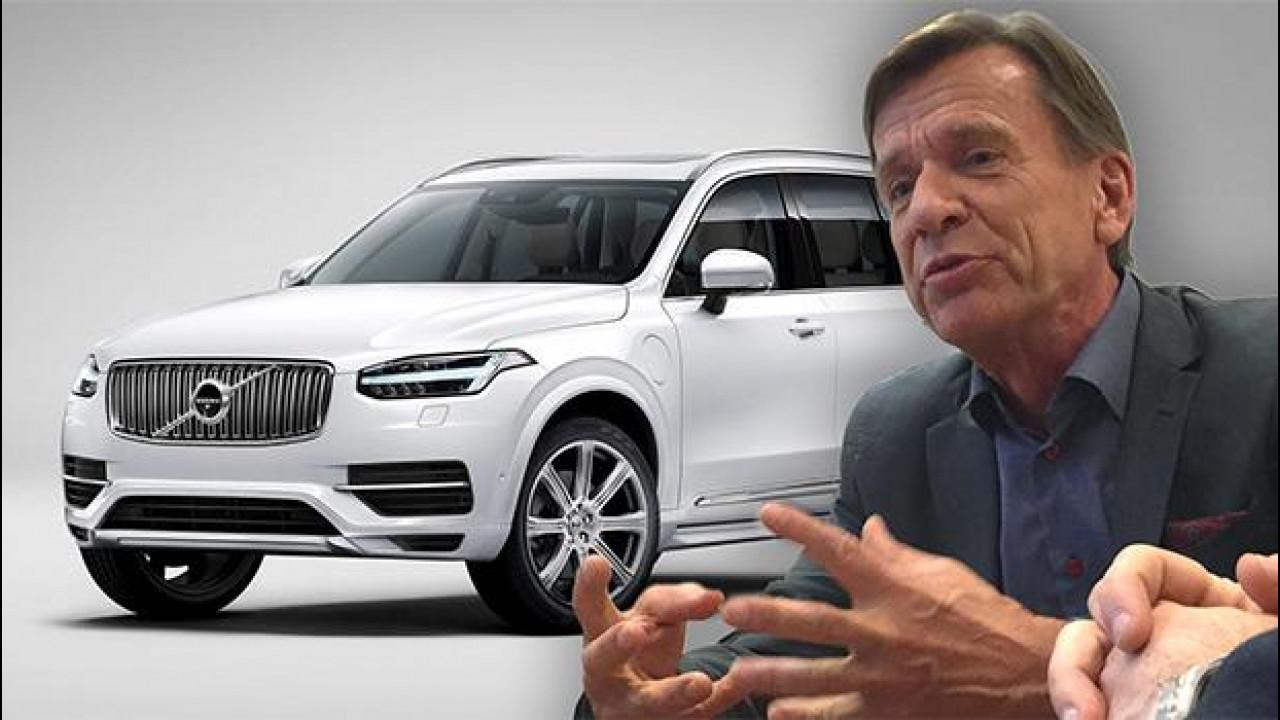 [Copertina] - Volvo, nel 2019 arriva la prima elettrica da 500 km di autonomia