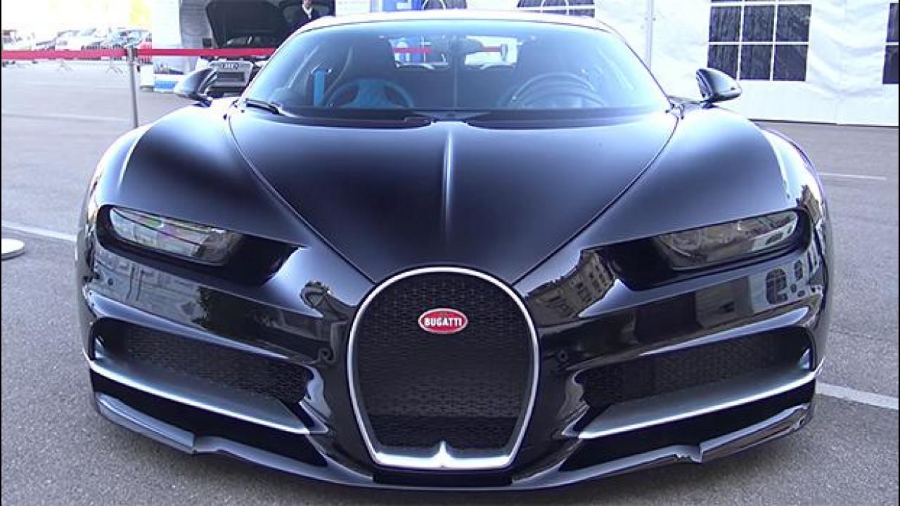 [Copertina] - Bugatti Chiron, il suono dei 1.500 CV [VIDEO]