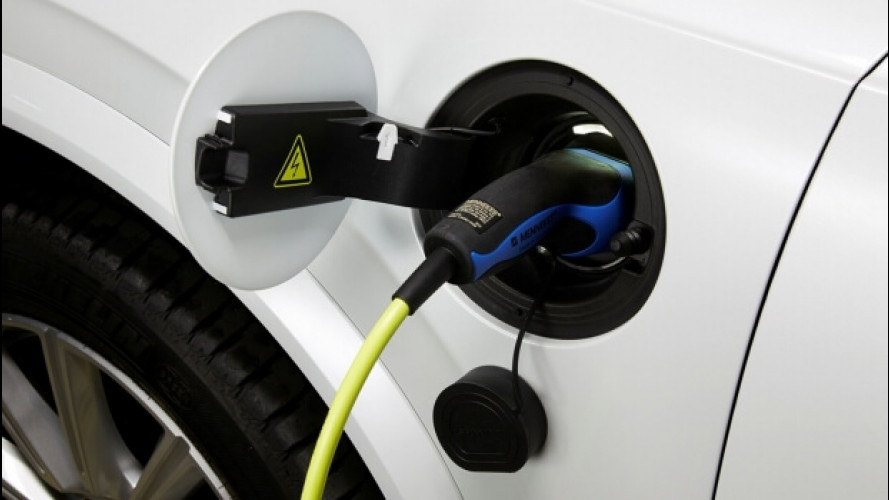 Volvo, tutta la gamma sarà elettrificata dal 2019
