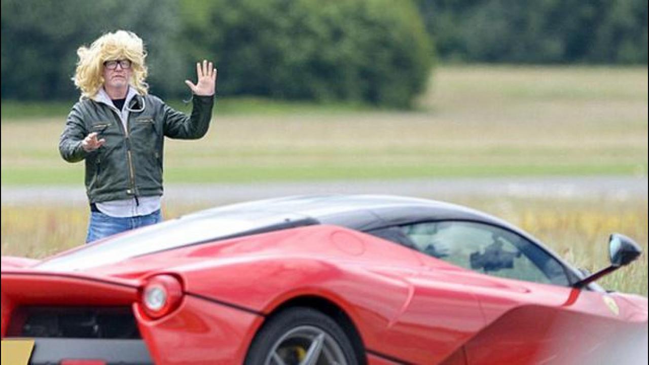 [Copertina] - Top Gear, tutto su Chris Evans e le sue Ferrari