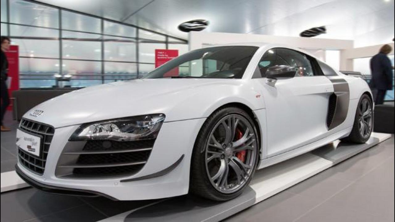 [Copertina] - Viaggio a Neckarsulm, dove nascono le Audi RS