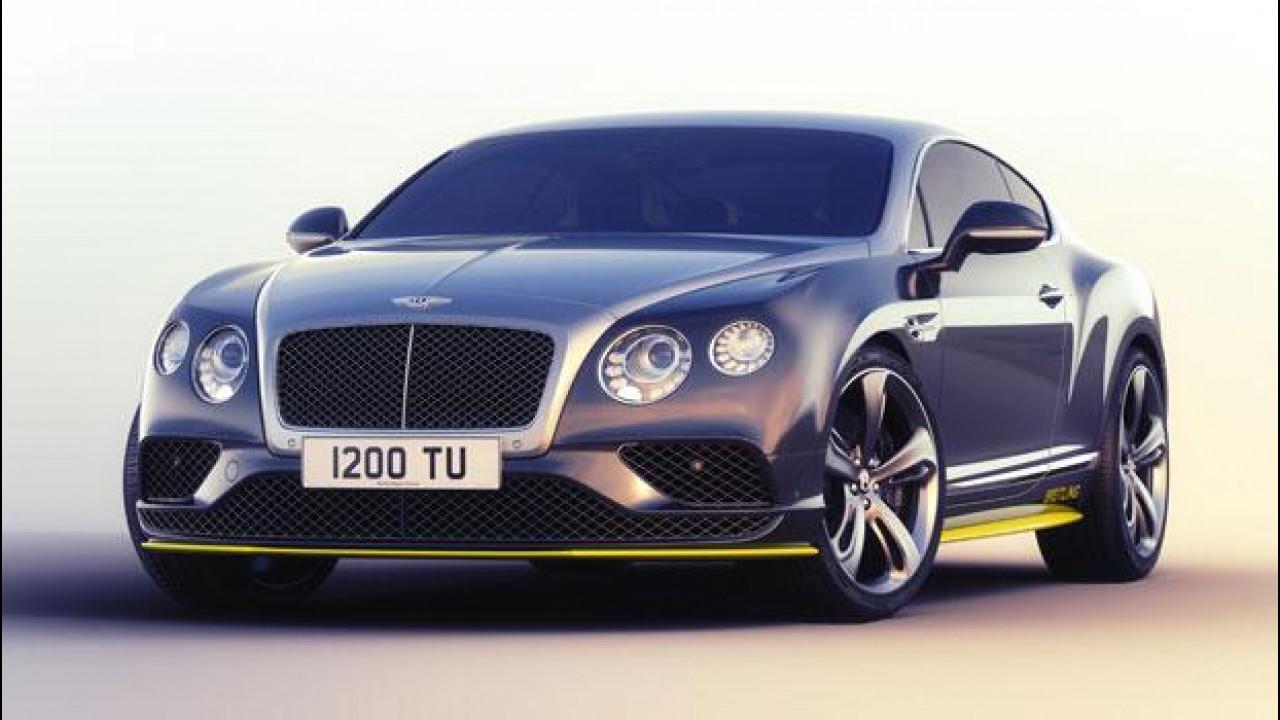 [Copertina] - Bentley, le acrobazie della Continenal GT Speed