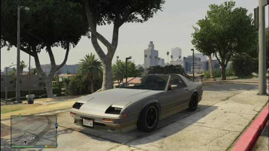 Grand Theft Auto V, tutte le auto