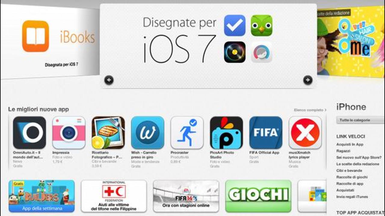 [Copertina] - OmniAuto.it è fra le migliori nuove app per iPhone