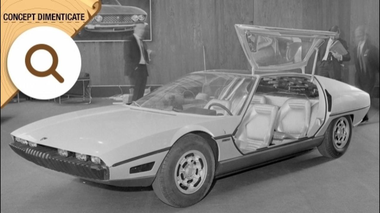 [Copertina] - Lamborghini Marzal, un Toro per quattro