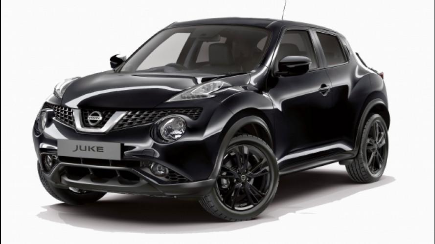 Nissan Juke Premium, edizione limitata votata al sound