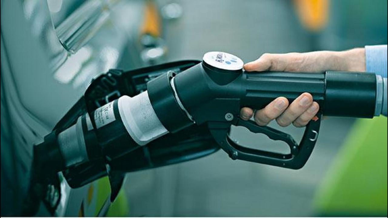 [Copertina] - Auto a idrogeno, in Germania 400 distributori entro il 2023