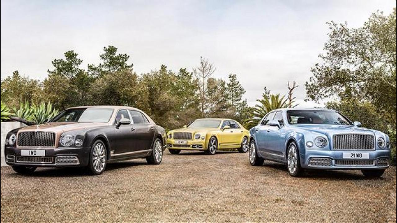 [Copertina] - Bentley Mulsanne, restyling per pochi [VIDEO]