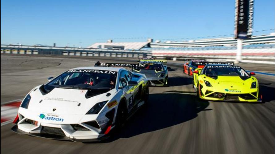 Lamborghini Esperienza e Accademia, i corsi di guida del Toro