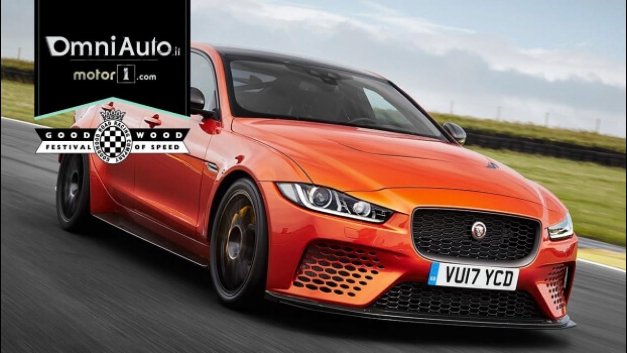 [Copertina] - Jaguar XE SV Project 8, la super berlina da 600 CV