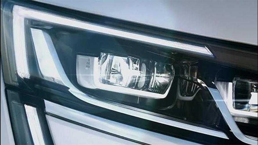 Renault, pronto il nuovo SUV
