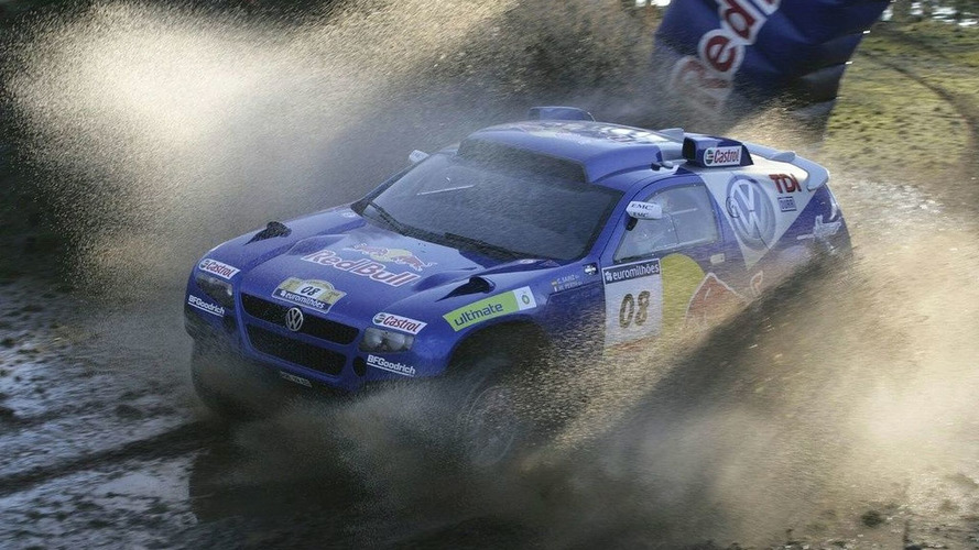 70 cars Entered Dakar 2008 - Central Europe Rally so far