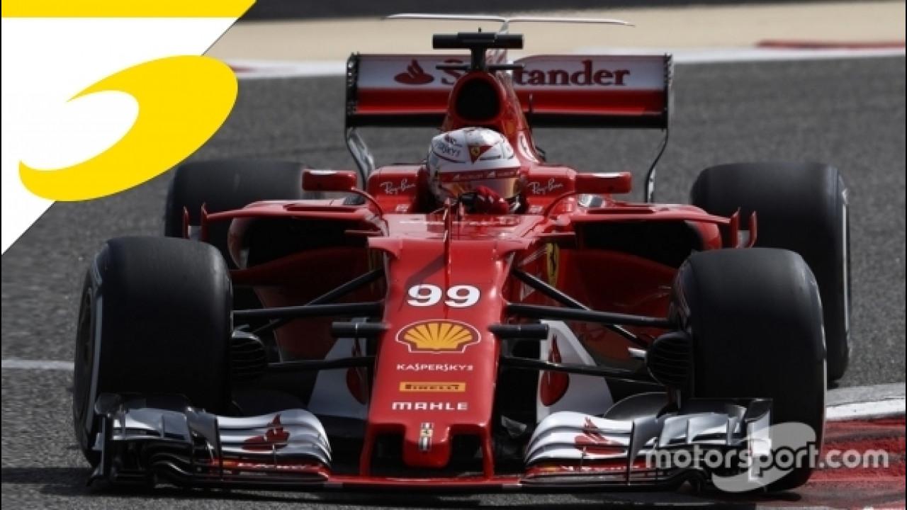 [Copertina] - Ferrari, Giovinazzi debutta sulla SF70H in Bahrain