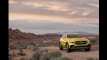 Mercedes GLC Coupé concept