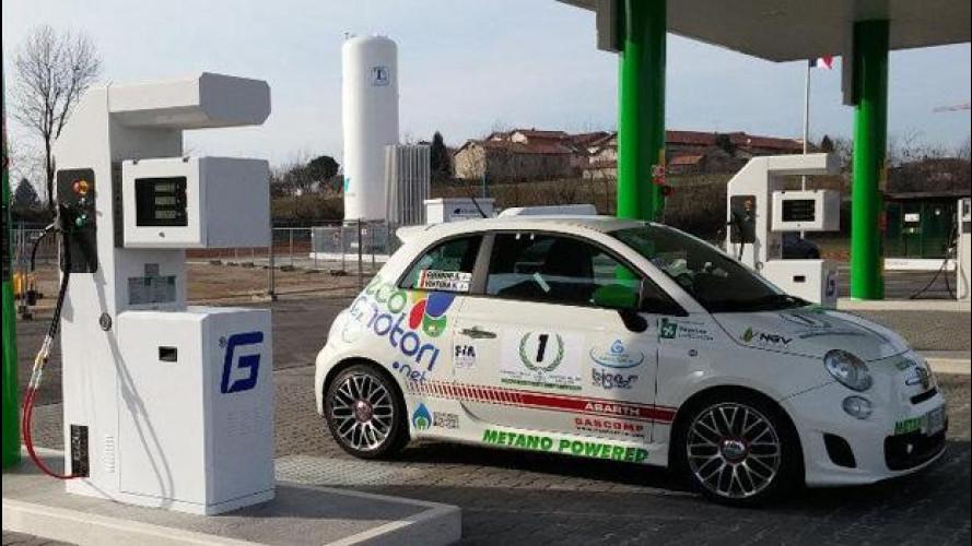 [Copertina] - Auto a metano, la Lombardia finanzia distributore per auto e mezzi pesanti
