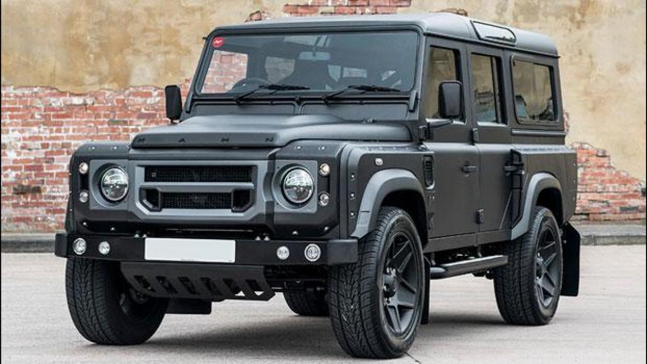 [Copertina] - Land Rover Defender, ultimo saluto con The End Edition