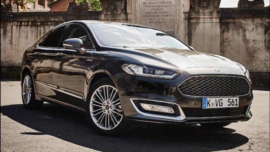 [Copertina] - Vignale, il nuovo lusso Ford che non sfida le tedesche