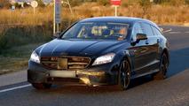 2015 Mercedes CLS 63 AMG Shooting Brake spy photo 03.12.2013