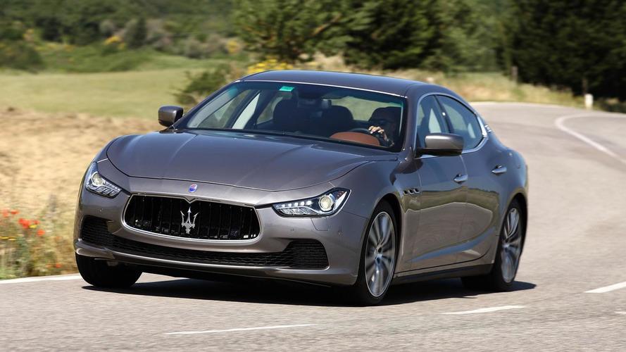 Jaguar says the Maserati Ghibli is full of hot air