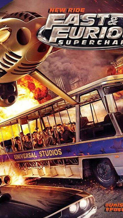 Universal Studios Hollywood adding Fast and Furious Supercharged theme park next year