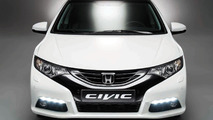 2014 Honda Civic hatchback 13.11.2013