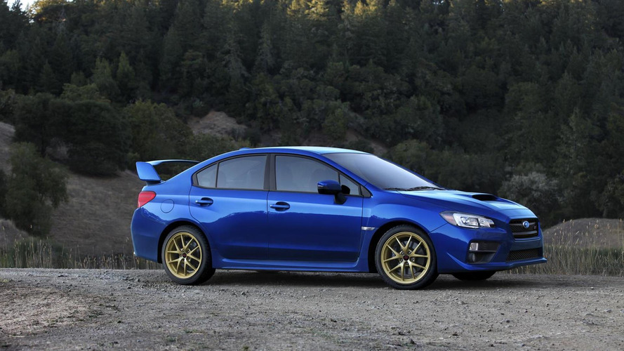 2015 Subaru WRX STI to attempt a new lap record at the Isle of Man
