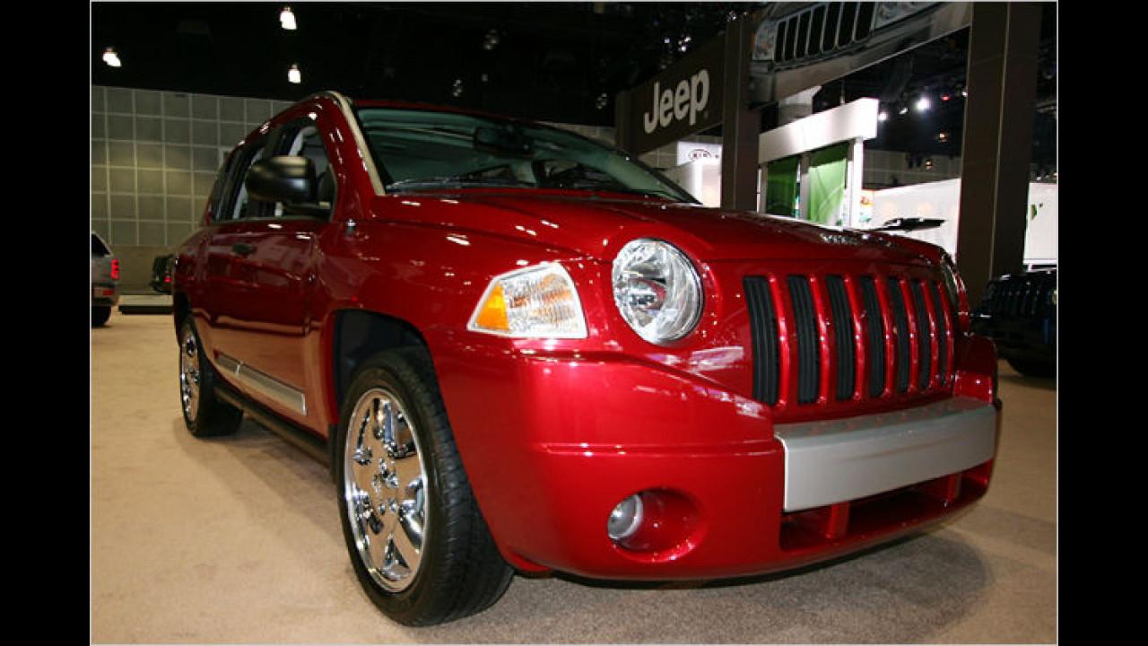 Jeep Compass 2.4 Limited CVT-Automatik