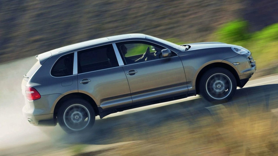Porsche Cayenne Gets a Diesel From Audi