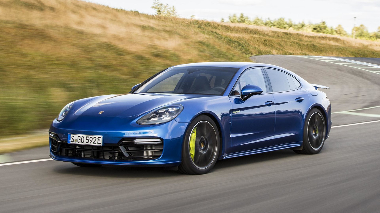 2018 Porsche Panamera Turbo S E Hybrid Review