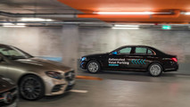Parking autonome Mercedes et Bosch