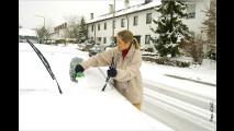 Keine Angst vor Schnee