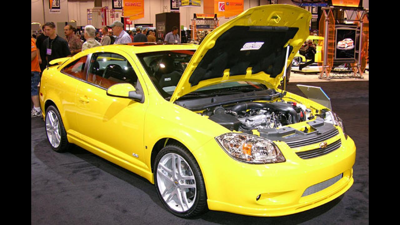 Chevrolet Cobalt Turbo SS