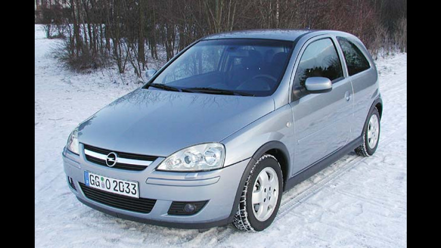 Opel Corsa 1.3 CDTi: Blitz-geladenes Energiebündel