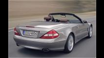 Neuer Mercedes SL