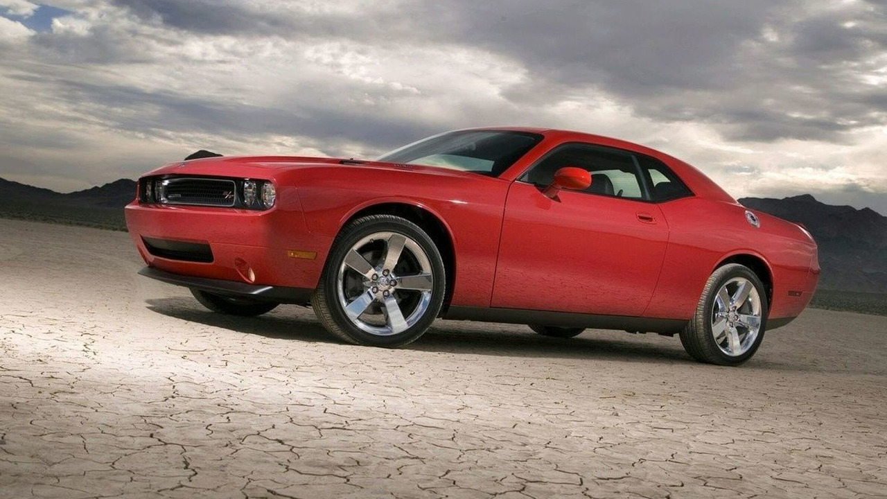 Supercharged Dodge Challenger Coming to SEMA